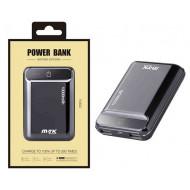 Power Bank Mtk K3632 With Indicator 10000mah Black