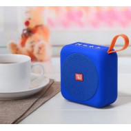 Speaker Tg505 Portable Wireless With Bluetooth Blue