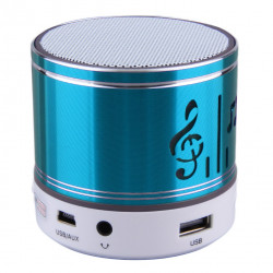 Music Mini Speaker Bluetooth Blue
