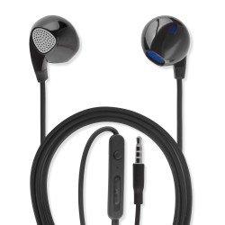Headphone 4smarts Melody 3.5mm Preto Cabo 1.2m