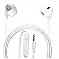Headphone 4smarts Melody 3.5mm White Cabo 1.2m