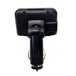 Car Mp3 Player Tp-M607 With Fm Radio Gold/Black