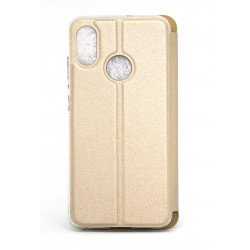 Flip Cover With Candy Xiaomi Redmi 6x / A2 Gold