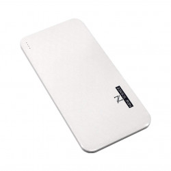 Power Bank New Science Most Thinnest 6000mah White