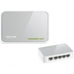 Desktop Switch Tp-Link 5 Portes Tl-Sf1005d