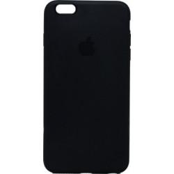 Capa Silicone Dura Apple Iphone 6 Plus Preto