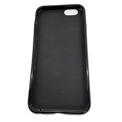 Capa Silicone Apple Capa Iphone 5/5s/5se Preto