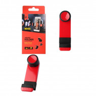 Support Of Mobilephone For Car Hu103 Red