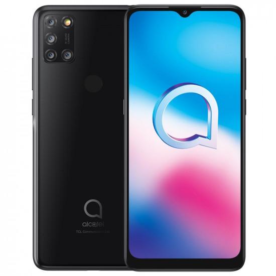 Smartphone Alcatel 3x 2020 5061k 4gb/64gb 6.25 Black