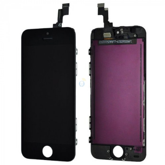 TOUCH+DISPLAY APPLE IPHONE 5S PRETO