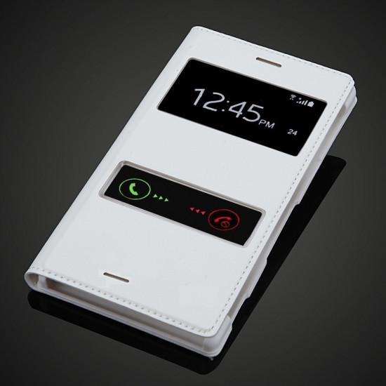 Flip Cover S View Sony Xperia Z3 Mini Blister White