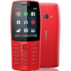 Telemovel Nokia 210 Dual Sim Ta-1139 Vermelho