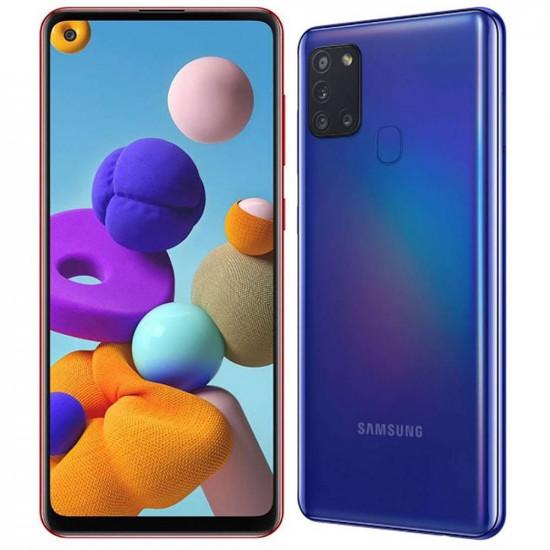 Samsung Galaxy A21s Sm-A217f/Dsn 3gb/32gb 6.55 Blue