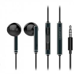 Headphone Huawei Am116 In Ear Metal Black