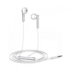 Headfone Huawei Am116 Com Micro White