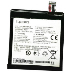 Battery Tlp020k2 Alcatel One Touch Idol 3 4.7 Bulk