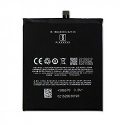 Battery  Bt65m Meizu Mx6 3060mah Bulk