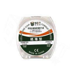 Best Cellphone Chip Condutor Wire Diameter 0.02mm Length 120m Golden Wire