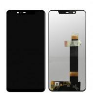 Touch+Display Nokia 5.1 Nk5.1 Preto