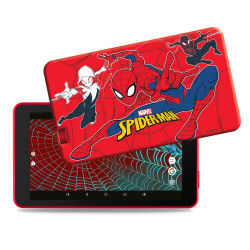 Hero Tablet Estar With Spider-Man Case Beauty 2 Hd Quad Core Mid7388r-Sm 7pol. 8gb/1gb Red