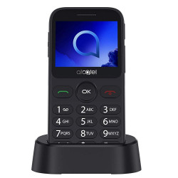 Alcatel 2019g 8mb/16gb Single Sim Black/Grey
