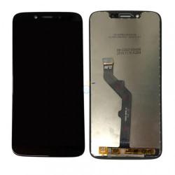 Touch+Lcd Motorola G7 Play Black