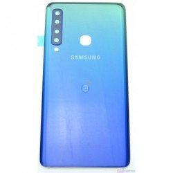 Tampa Traseira Samsung A9 2018 Azul