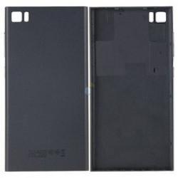 Back Tampa Xiaomi Mi 3,Mi3 Black