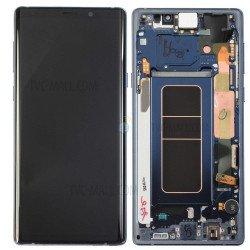 Middle Frame Samsung Note 9 Blue