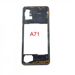 Middle Frame Samsung A715 Preto