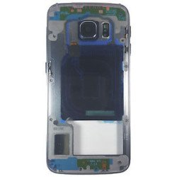 Middle Frame Samsung Galaxy S6 Edge G925 Azul