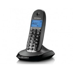Telefone S/Fios Motorola C1001lb+ Digital Cordless Black