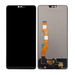 Touch+Display Oppo F7 A3 Black