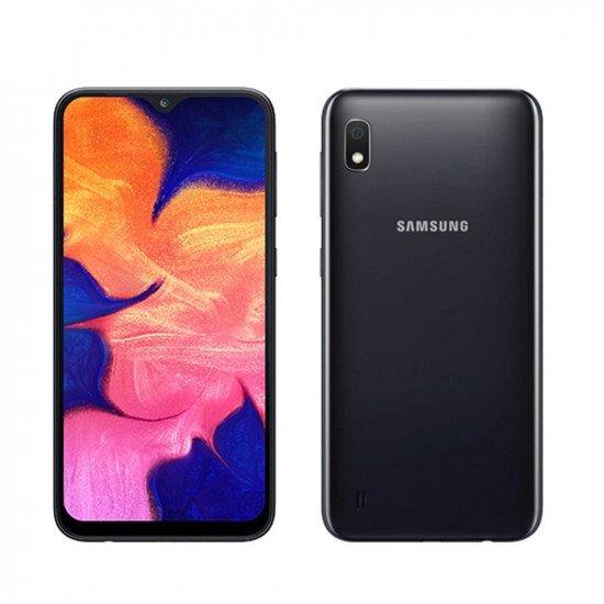 Smartphone Samsung Galaxy A10 Sm A105fn Ds 2gb 32gb Dual Sim 6 2 Black