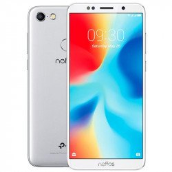 Smartphone Tp Link Neffos C9a Tp706a 2GB/16GB 5.45pol Hd Dual Sim Silver