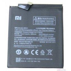 Bateria Xiaomi Redmi Note 5a Pro Bn31 3000mah