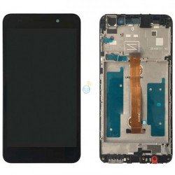 Display Frame Huawei Y6 2,Y6 Ii,Y6-2,Cam-L21 Black
