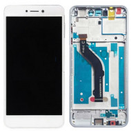 Touch+Lcd With Frame Huawei P8 Lite (2017) White