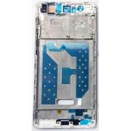 Middle Frame Huawei P9 Lite , G9 Lite , Honor 8 Smart White