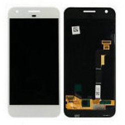 Touch+Lcd Google Pixel White