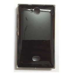 Back Cover Nokia Asha 503 Black