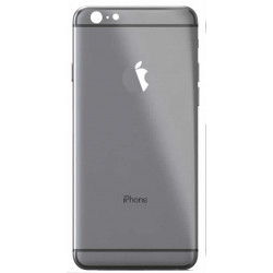 Back Cover Apple Iphone 6 (4.7) Grey Black