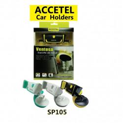 Suporte Para Telemóvel Accetel Sp105 Original White