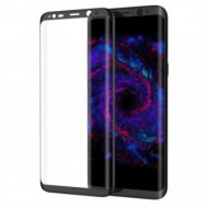Screen Glass Protector 5d Complete Samsung Galaxy S8 / G950 Black