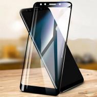 Screen Glass Protector 5d Samsung Galaxy A7 2018 Black