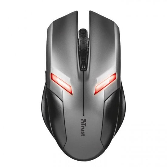 Mouse Trust For Gaming With Responsive Buttons And Led (21512)