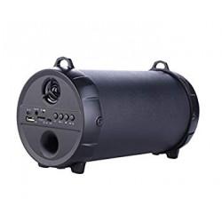 Speaker Mtk K3460 Subwoofer Bts 1000mah Outdoor Black