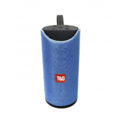 Speaker Tg113a Portable Wireless With Bluetooth Blue