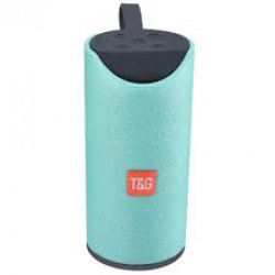 Speaker Tg113a Portable Wireless With Bluetooth Green