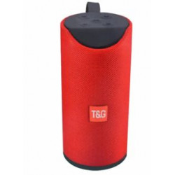 Speaker Tg113a Portable Wireless With Bluetooth Red